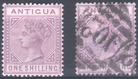 Stamps Aden (until 1967) Fine Antigua 1946 Victory Fine Used Set Stamps Elegant In Smell